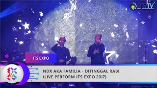 Gambar cover NDX AKA FAMILIA - Ditinggal Rabi (Live Perform ITS Expo 2017)