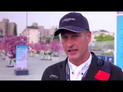 LGCT Shanghai - 3rd Place Marc Houtzager