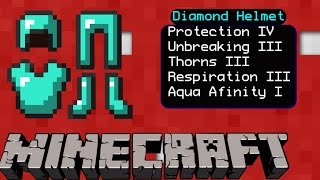 FASTEST WAY TO GET THE BEST ENCHANTMENTS IN MINECRAFT!GOD GEAR MACHINE!!!  P 4, Sharp 5, U3 and MORE