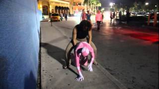 Pink Ranger Gets Raped In Public