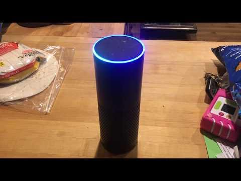 Chris - Alexa does an epic Christmas rap song!