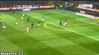 Gattuso vs. Inter - 14/11/2010