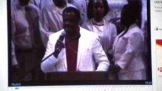 Walter Hawkins Funeral Bishop Kenneth Ulmer.wmv