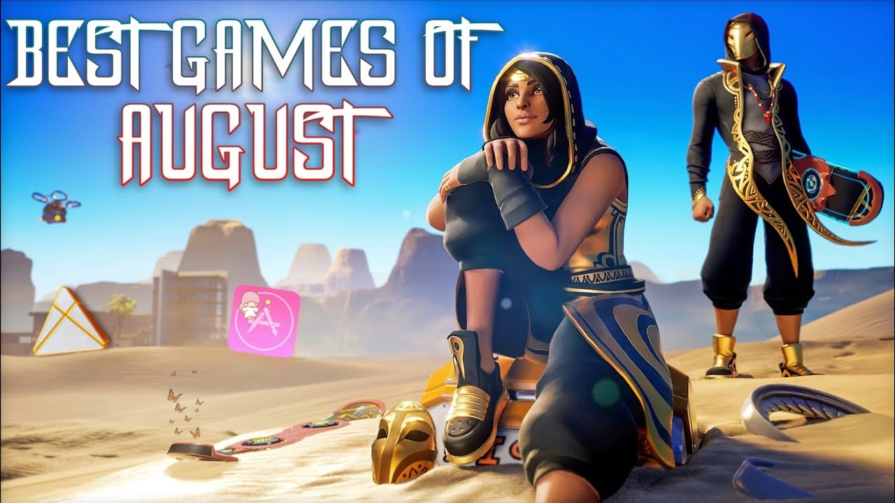 Download TOP 10 BEST NEW GAMES OF AUGUST 2021   ANDROID AND IOS GAMES