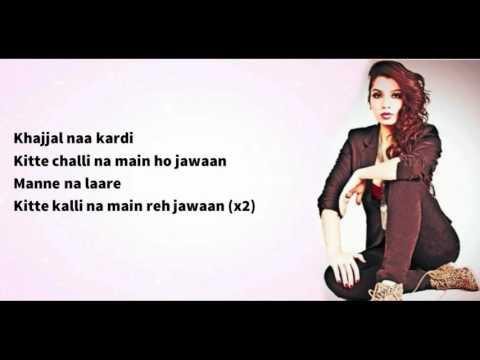 VACHARI LYRICS – Jasmine Sandlas  Punjabi Song Mp3