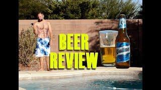 Quilmes  La cerveza favorita de Argentina -  Beer Review - Swimming - Beach Body