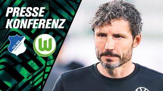 LIVE ???? | PK mit Mark van Bommel vor TSG Hoffenheim - VfL Wolfsburg | Bundesliga