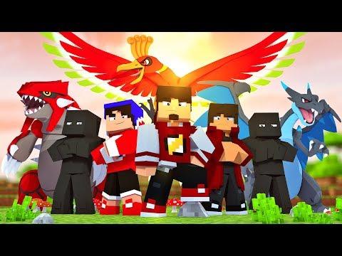 Minecraft:  NOVA EQUIPE - POKEMON RUBY Ep.7 ‹ AMENIC ›