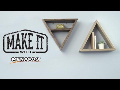 Geometric Shelving - Make It W...