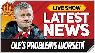 Solskjaerand39s Crisis Gets Worse Man Utd News Now