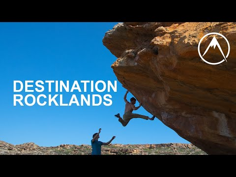 Destination: Rocklands