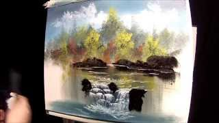 Painting With Magic (River Fall