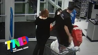 Store Employees Get Maced