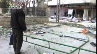 Михаил Леонтьев и Марат Мусин из Сирии