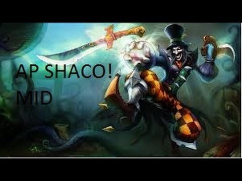 Ranked Game - Ap Shaco vs Katarina (MID)