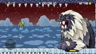 Jumpjet Rex - Dinonaut Master Achievement (Every star and hidden package)