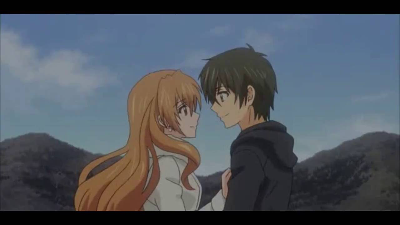 Golden Time AMV - Break Up To Make Up