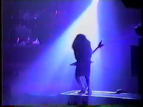Pantera (live) - Auditorium de Verdun - Montreal, QC, Canada (March 4, 1995)