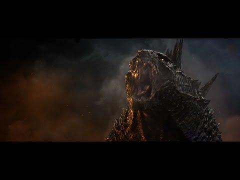 Встреча Годзиллы и Гнуса. \\ Годзилла Godzilla
