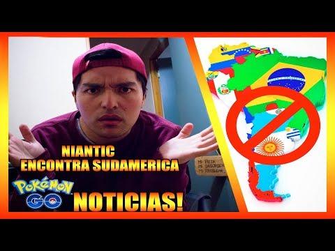 NIANTIC EN CONTRA DE SUDAMÉRICA? | NOTICIAS POKEMON GO