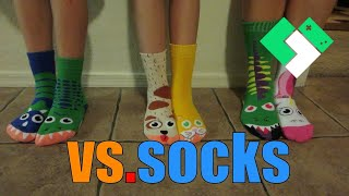 VS. SOCKS (10.28.14 - Day 942)