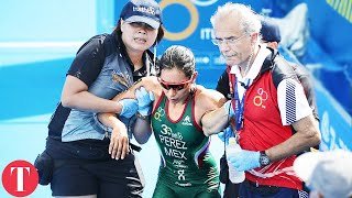 15 Strict Rules Female Olympic Triathletes Have To Follow