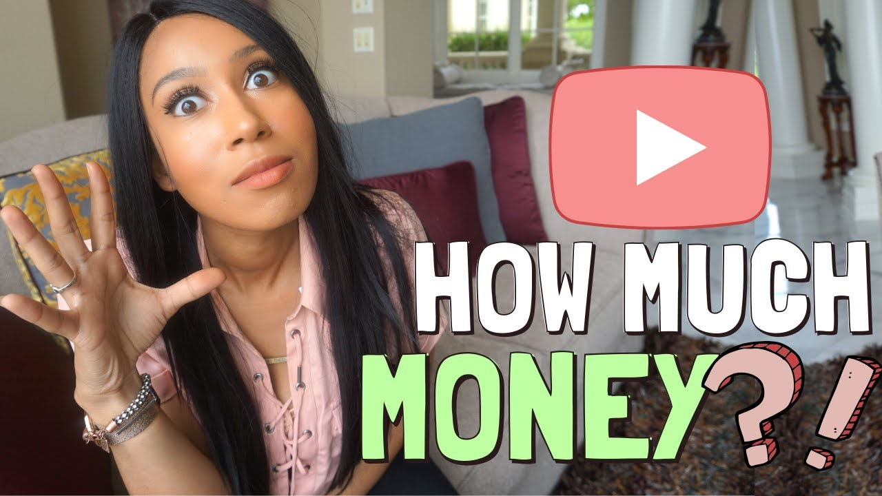 How Much YouTube Paid Me | 1 million Views 2020