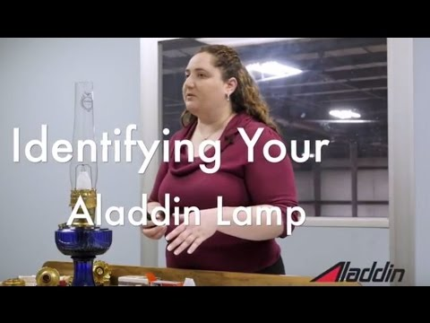 Dating aladdin lamps
