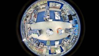 360 Derece Panoramik Ip Güvenlik Kamerası