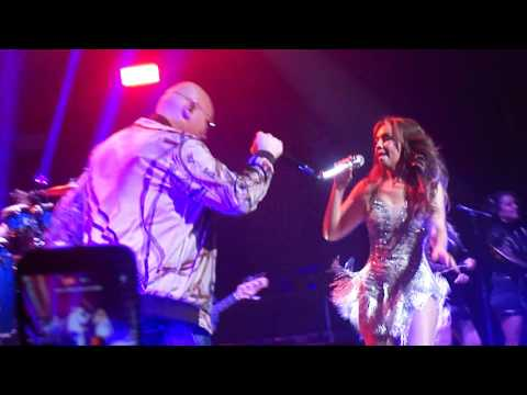 Thalia Latina Love Tour NY - Thalia Ft Joe - I Want You