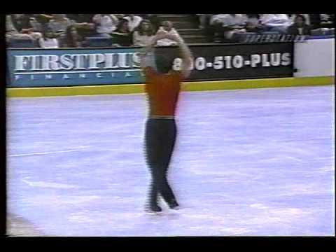 Michael Weiss (USA) - 1998 Goodwill Games, Figure Skating, Men