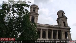 Paris - Video Tour Of A 1-bedroom Furnished Apartment In Saint Germain-de-pres (6th District, Paris)