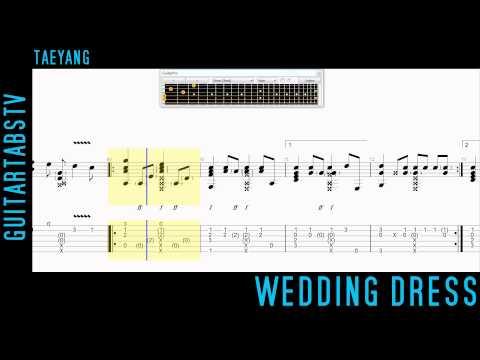 Guitar Wedding Dress Guitar Tabs