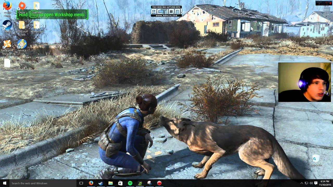 Fallout 4 CRASHING FIX!!!!