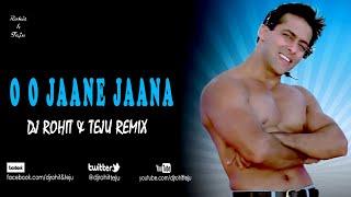 O O Jaane Jaana - Pyar Kiya To Darna Kya - Dj Rohit & Teju Remix