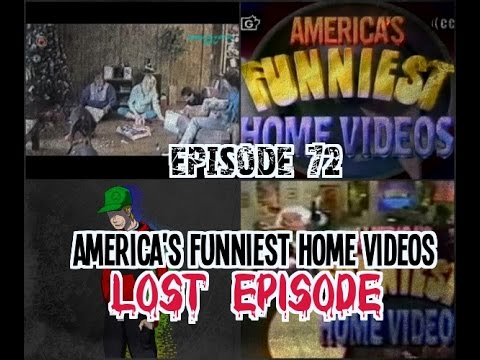 72 America 39 S Funniest Home Videos Lost Banned Episode