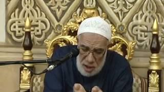 تفسير القرآن الكريم - سورة النبأ (1-11) - عمر عبد الكافي 23-12-2013