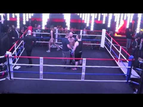 Syd Stanno v Brad Taylor 25/02/2017 Liverpool