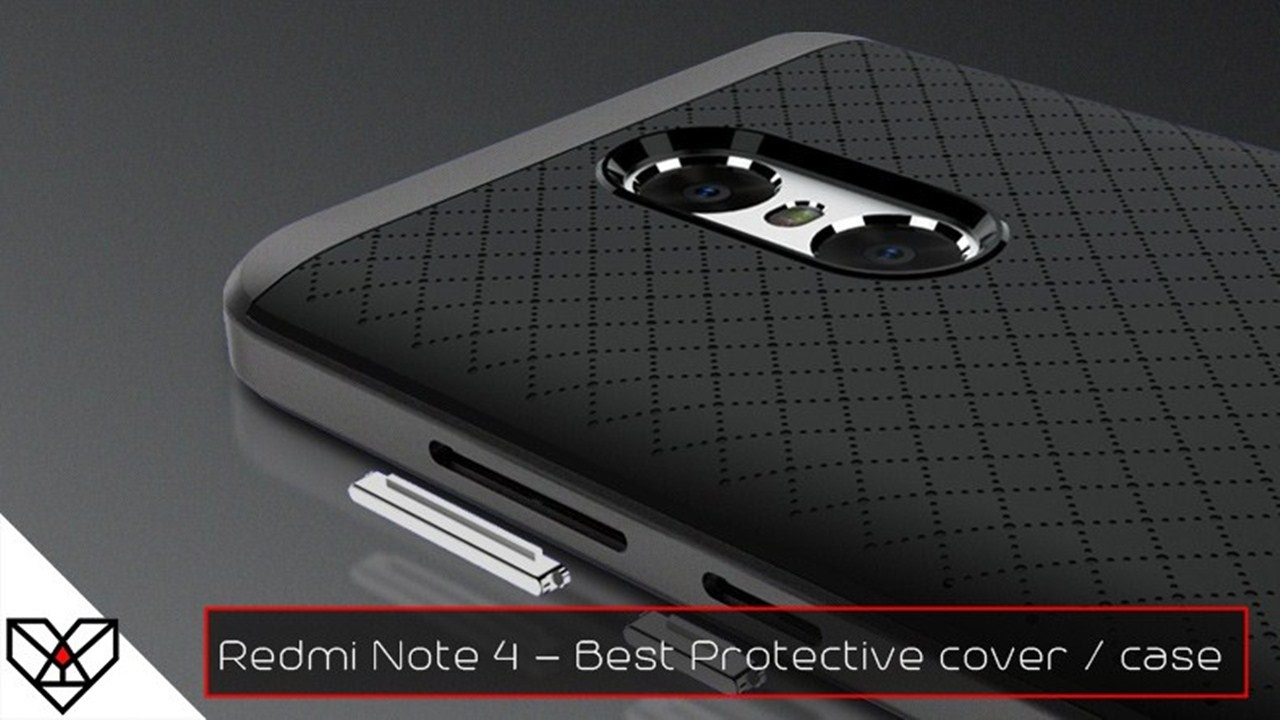 the latest 82d20 c02ca Best case / cover for Xiaomi Redmi Note 4 (INDIA) INR Rs. 499