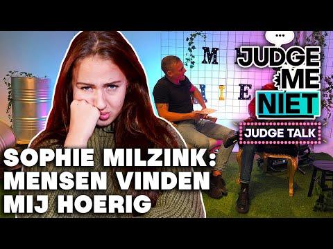 """Sophie Milzink: """"Kan IK achter de schermen HUILEN""""   Judge Talk- CONCENTRATE"""