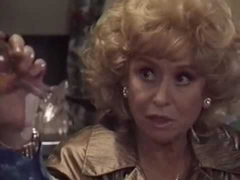 """EastEnders - Pat and Peggy """"You bitch! You cow!"""""""