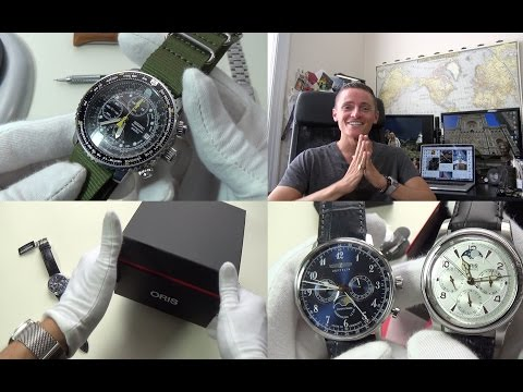 Best Chronograph Under $200 - Seiko SNA411 - 1 Year Follow Up + Moon Phase Watch Double Unboxing