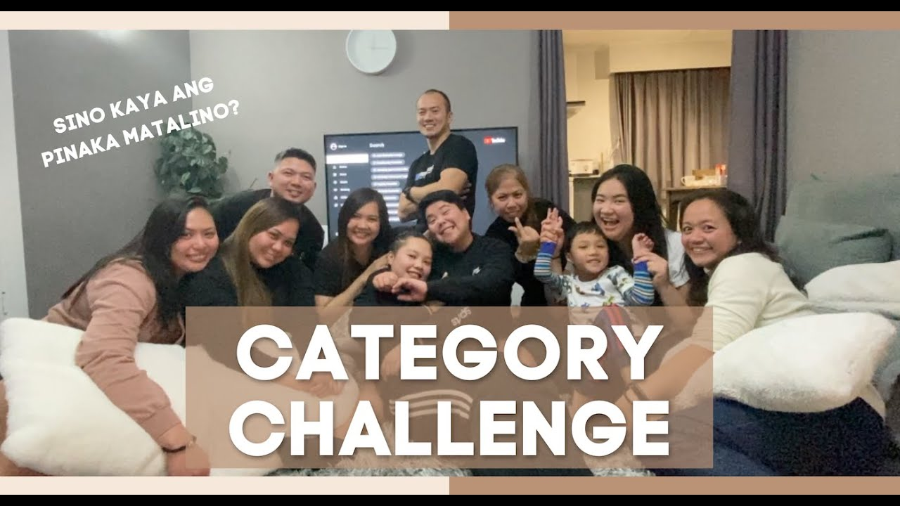 PABOBOHAN CHALLENGE with the TANDERS 😂 LAUGHTRIP TO!