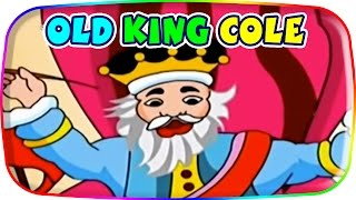 Learn Cartoon Rhymes for Kids | Old King Cole | English Nursery Rhymes for Children
