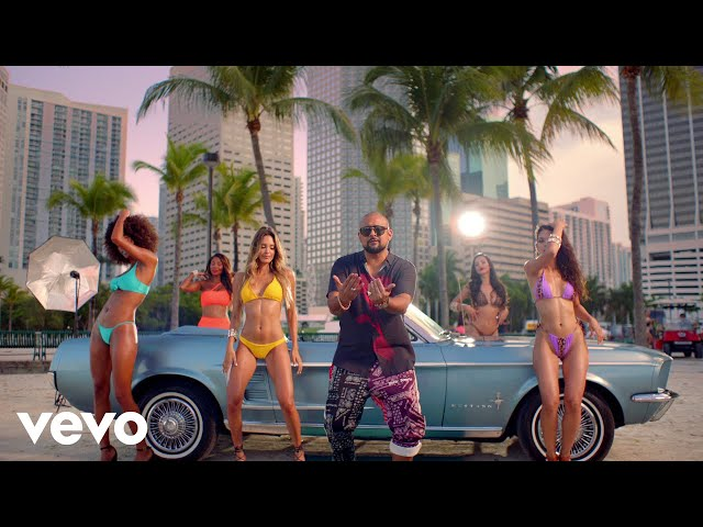 Sean Paul - When It Comes To You (Official Video)