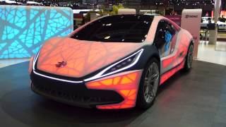 EDAG Light Car Concept Videos