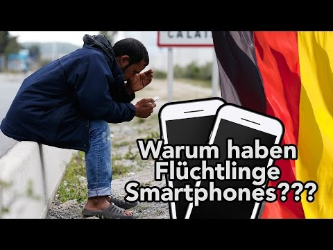 Verschenkt Deutschland Smartphones An Flüchtlinge? | TenseInforms | #23