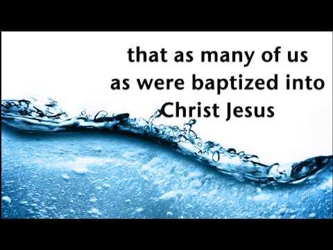 Dead to Sin, Alive in Christ (Sermon Jam)