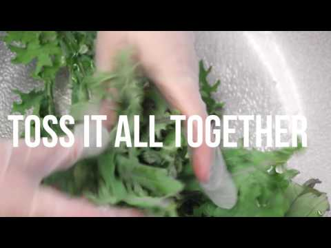 Kale Chips | Farm to School | School Health Initiative Program (SHIP)
