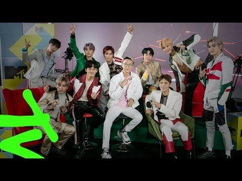 NCT 127 в Москве –Эксклюзив MTV Россия